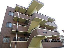 神奈川県横浜市青葉区新石川1丁目の賃貸マンションの外観