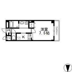 フェアライフ II[1階]の間取り