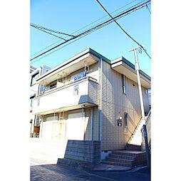 東京都葛飾区柴又7の賃貸アパートの外観