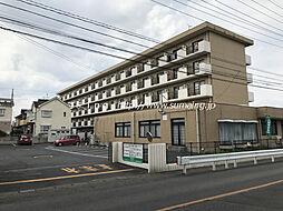 埼玉県本庄市小島南の賃貸マンションの外観