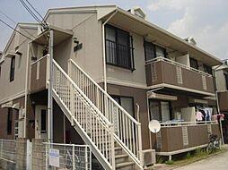 兵庫県神戸市東灘区深江南町3丁目の賃貸アパートの外観