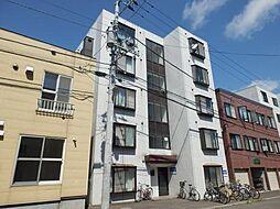 ビッグバーンズマンション本郷[1階]の外観