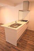 システムキッチン/食洗器付きです