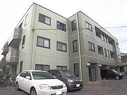 栃木県宇都宮市東塙田2丁目の賃貸マンションの外観