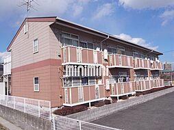 サンハイツKONDO[2階]の外観