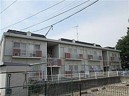サンハイツ富士A棟[203号室]の外観