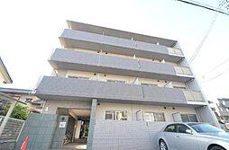 愛知県名古屋市中川区柳瀬町1丁目の賃貸マンションの外観
