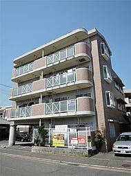 福岡県北九州市小倉南区南方2丁目の賃貸マンションの外観
