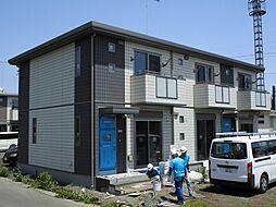 [タウンハウス] 栃木県鹿沼市鳥居跡町 の賃貸【/】の外観