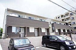 [タウンハウス] 千葉県鎌ケ谷市道野辺本町2丁目 の賃貸【/】の外観