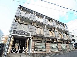 兵庫県神戸市灘区岩屋北町4丁目の賃貸マンションの外観