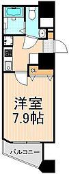 メイクスデザイン入谷[11階]の間取り