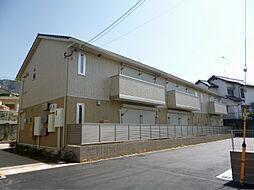 WITTY YOSHI B棟[2階]の外観