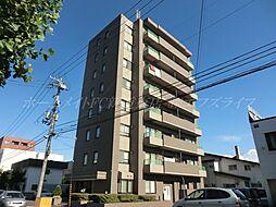 北海道札幌市東区北三十五条東16丁目の賃貸マンションの外観