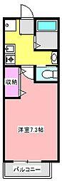 LLOYD/1[1階]の間取り