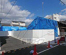 京都府京都市下京区西七条市部町の賃貸マンションの外観