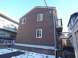[テラスハウス] 千葉県柏市大津ケ丘3丁目 の賃貸【/】の外観
