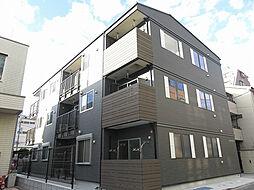 abitare nishikasai[3階]の外観