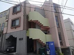 神奈川県横浜市金沢区富岡東6丁目の賃貸マンションの外観