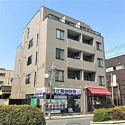 UMOORE久米川[502号室]の外観