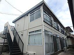 小田島アパート[2階]の外観