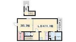 加古川線 日岡駅 徒歩15分