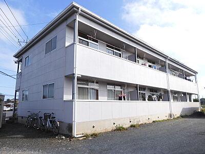 外観,3DK,面積51.97m2,賃料4.5万円,JR常磐線 水戸駅 5.1km,,茨城県水戸市平須町2番地
