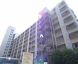 京都府京都市山科区西野離宮町の賃貸マンションの外観