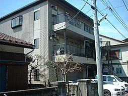 ふくよしコーポ[201号室]の外観