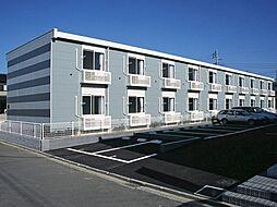 レオパレストリアノン[105号室]の外観