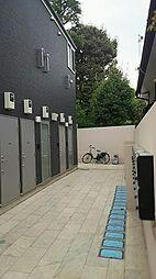田園調布弐番館[103号室]の外観