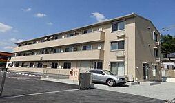 広島県東広島市八本松飯田1丁目の賃貸アパートの外観