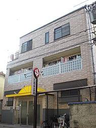 大徳寺温泉マンション[203号室]の外観