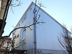 [タウンハウス] 千葉県市川市真間5丁目 の賃貸【/】の外観