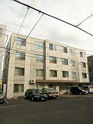 フリーダムコート東札幌55[302号室]の外観