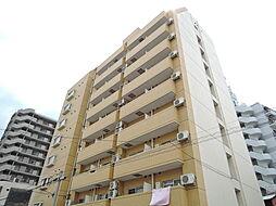 童夢ハイツマナベ[3階]の外観