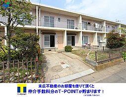 [テラスハウス] 埼玉県熊谷市銀座4丁目 の賃貸【/】の外観