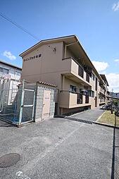 大阪府柏原市本郷4丁目の賃貸マンションの外観