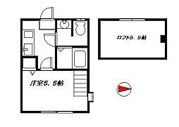 東中野駅 6.9万円
