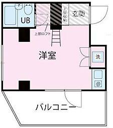 ステラコート武蔵小金井[5階]の間取り