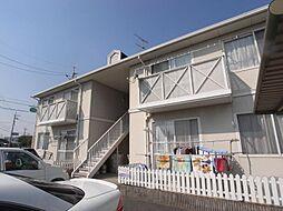 ニューファミール山崎 B[202号室]の外観