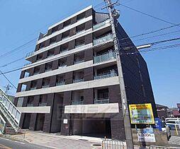 京都府京都市右京区西京極南大入町の賃貸マンションの外観