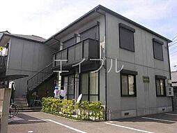 コーポSHINWA[2階]の外観