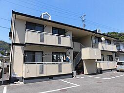 メゾン萩原(ハギワラ) B棟[2階]の外観