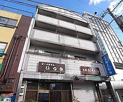 京都府京都市南区西九条春日町の賃貸マンションの外観