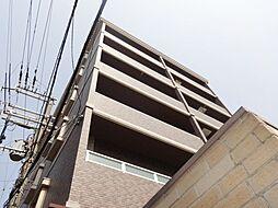 エストリーヴルII[4階]の外観