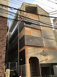 b'CASA TSURUMI[4階]の外観