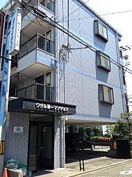 ワタル第一マンション[4階]の外観