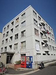 桑田マンション[4階]の外観