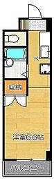 ライオンズコート21[3階]の間取り